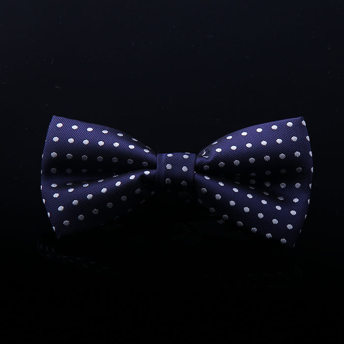DOT BOW TIES