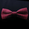 PIN DOT BOW TIES