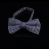 GLEN MULTI PLAID BOW TIES