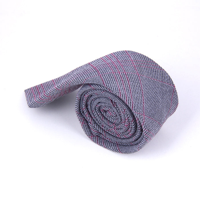 GLEN INTRICATE PLAID TIES