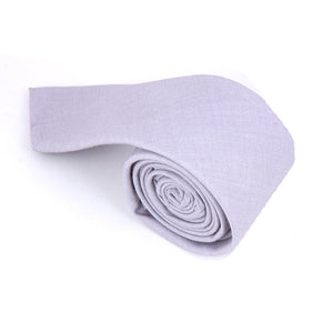 TEXTURED SOLID TIES