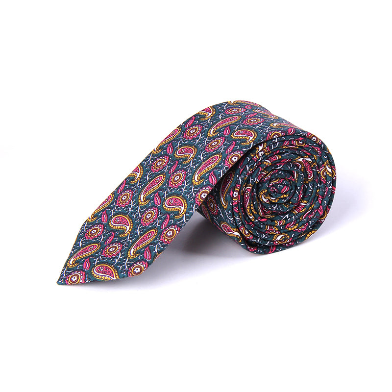 MINI PAISLEY TIES