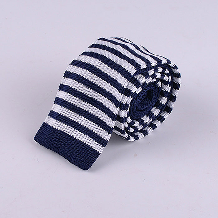 BENGAL STRIPE KNIT TIES