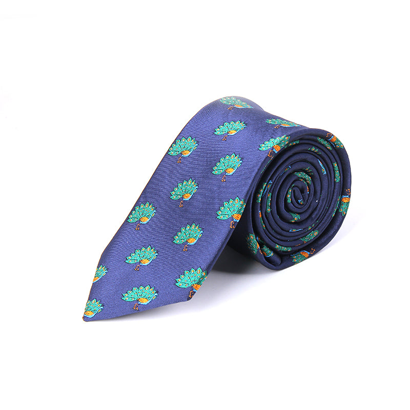 PEACOCK MOVELTY TIES