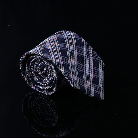 ARGYLE MOTIF SILK TIES