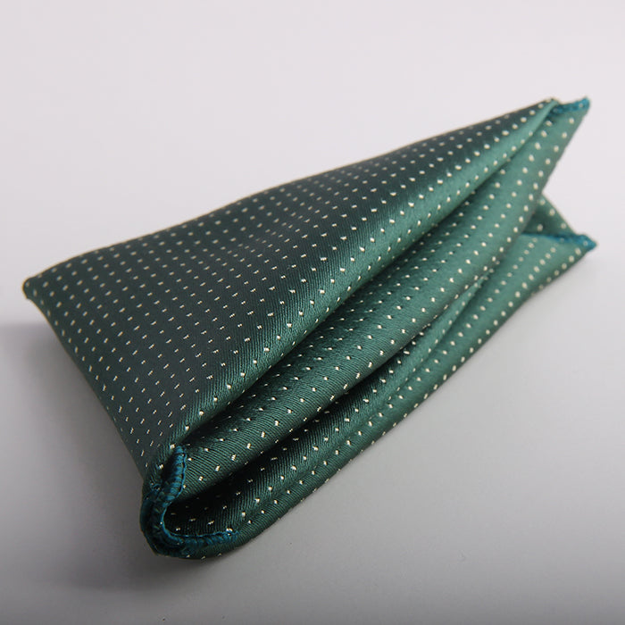 PIN DOT POCKET SQUARE