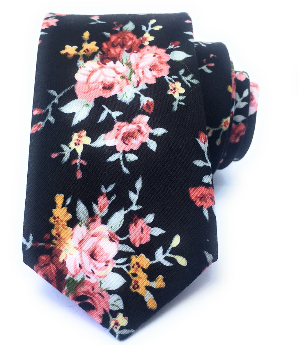 CARNATION FLOWER TIES