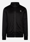 Fury track top - black