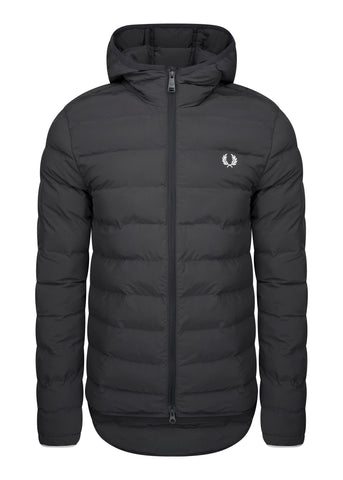 fred perry winterjas