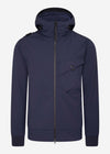 mastrum sofsthell jas ink navy