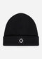 Milano knit hat - black