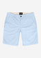 Chino short - deck blue