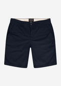 lyle and scott korte broek navy
