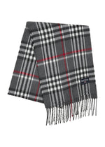 three stroke burberry scarf
