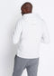 Lyle and Scott pullover hoodie white