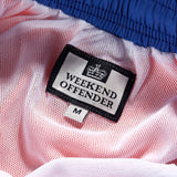 Weekend Offender - Blueblood swimshort cosmos