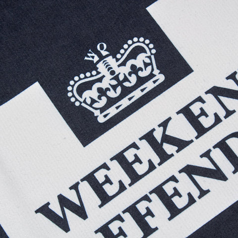 Weekend Offender - WO TOWEL DARK NAVY