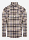 barbour dress tartan overhemd shirt