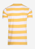 barbour gestreept t-shirt
