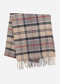 barbour dress tartan sjaal scarf