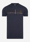 barbour wallace t-shirt navy