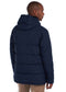 barbour winterjas parka navy
