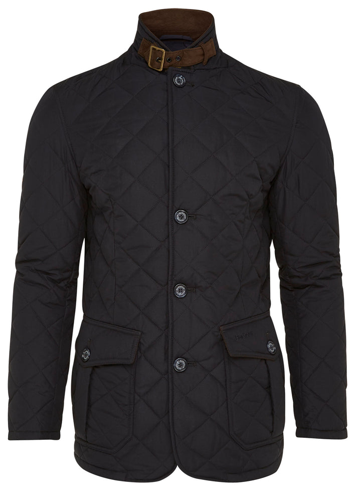 barbour quilted jacket jas