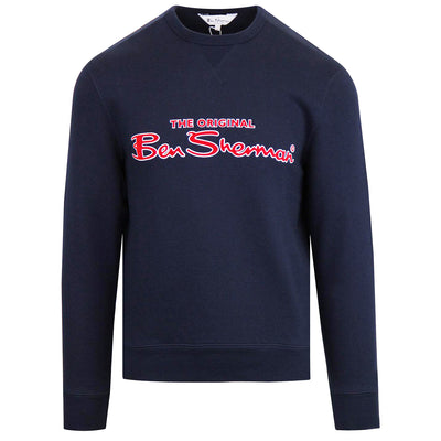 ben sherman crewneck sweater