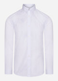 ben sherman stretch overhemd wit