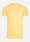 Signature pocket tee - lemon
