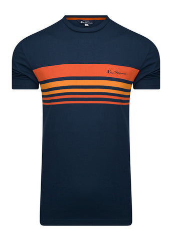 SPORTS INFLUENCED JERSEY T-SHIRT
