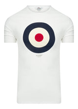 THE TARGET T-SHIRT - WHITE