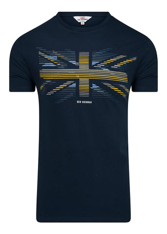 UNION STRIPE - DARK NAVY