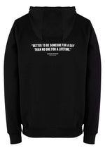 BROKE HOODY - BLACK