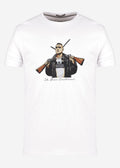 Big chris tee - white