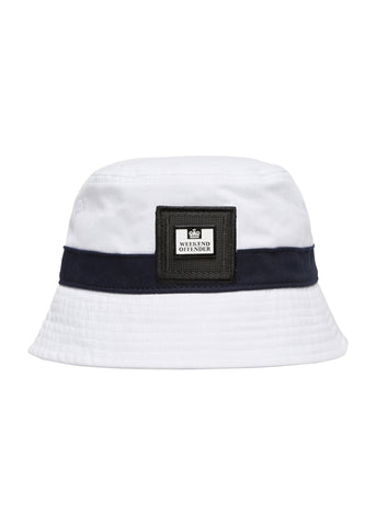 bucket hat weekend offender white