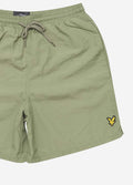 lyle and scott zwembroek moss