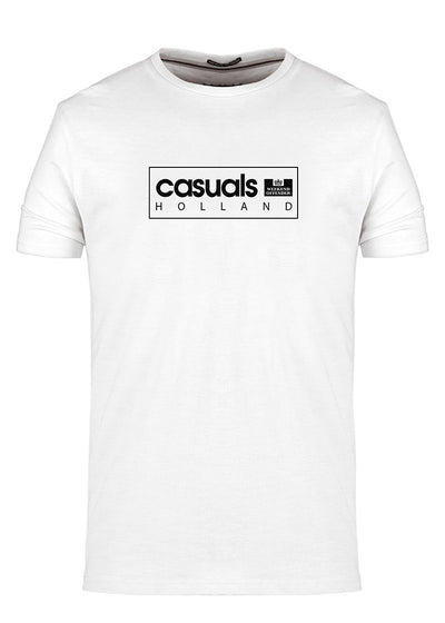 LIMITED EDITION SERIE 3.0 T-SHIRT - CASUALS HOLLAND WHITE