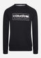 casuals international sweat - black