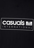 casuals international zwart weekend offender