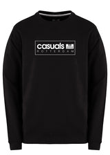 CITY SERIE 3.0 SWEATSHIRT - ROTTERDAM / BLACK