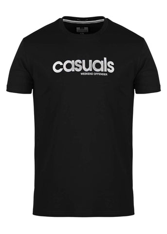 casuals tee weekend offender