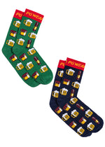 CHRISTMAS SOCKS SANTA CLAUS 2019