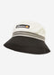 Levan bucket hat - black light grey
