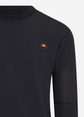 ellesse sweater zwart