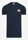 Canaletto tee - navy