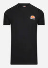 Canaletto tee - anthracite