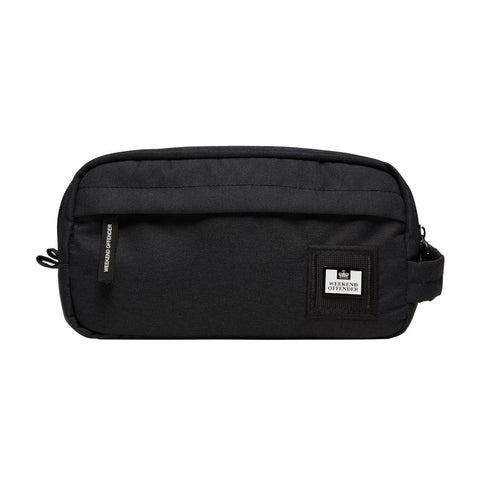 WASH BAG BLACK