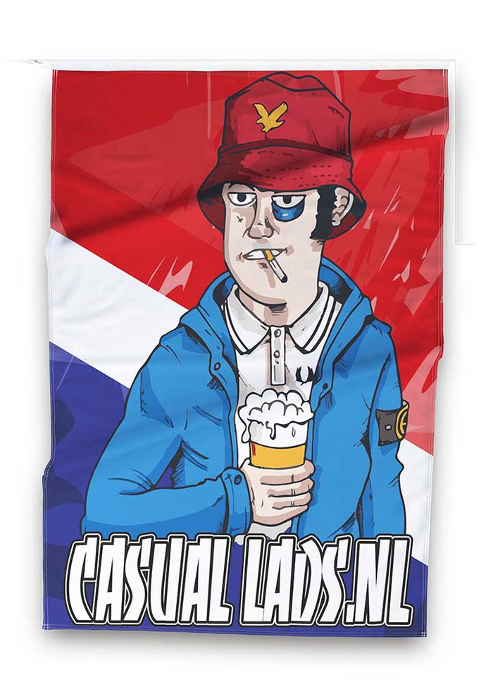 Casual Lads Vlag - Flag