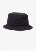 fred perry bucket hat zwart
